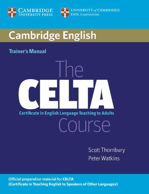 The Celta Course. Pre-intermediate (trainer S Manual) por Scott Thornbury epub