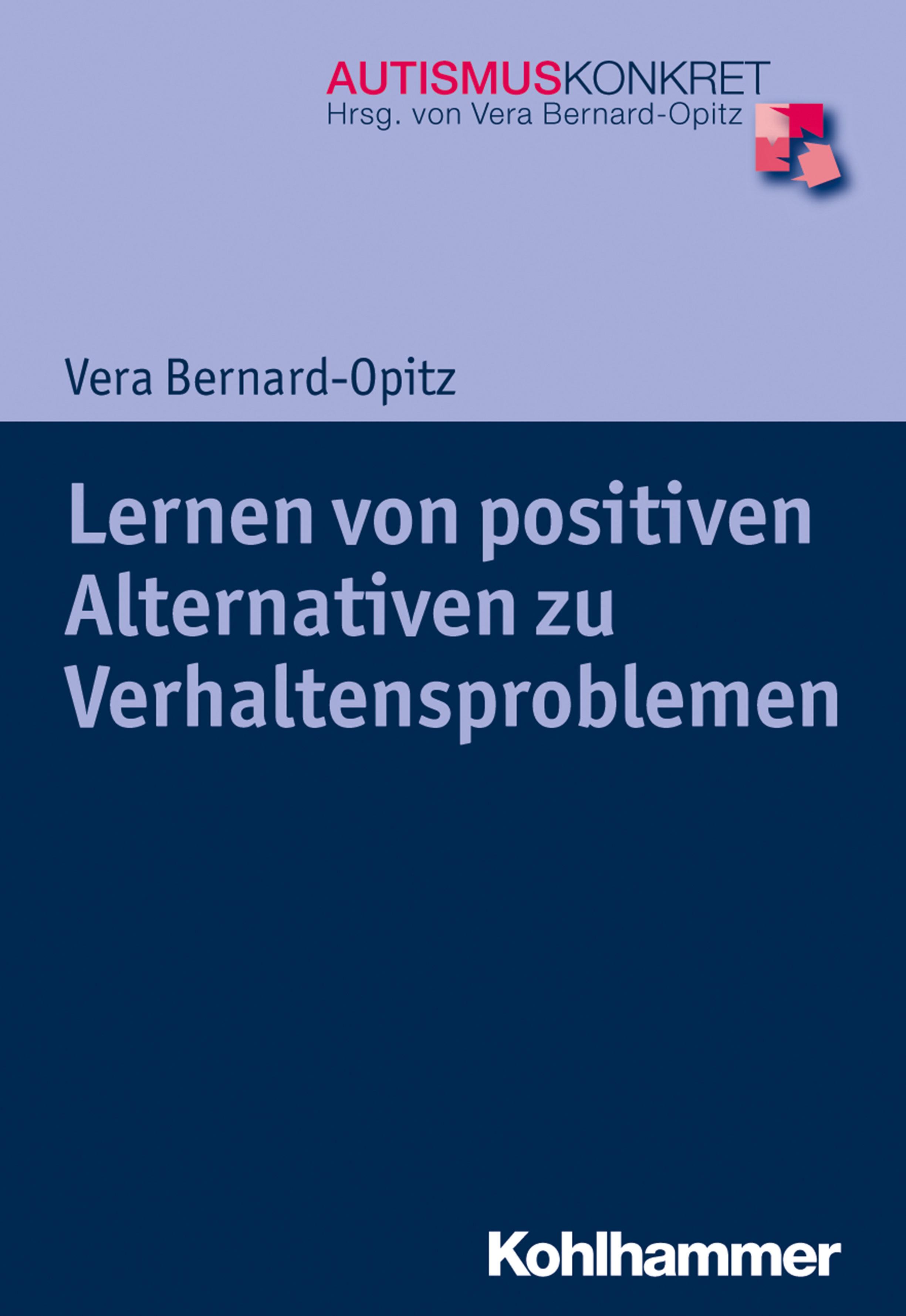 «Lernen Von Positiven Alternativen Zu Verhaltensproblemen»: por Vera Bernard-opitz 978-3170301276 FB2 EPUB
