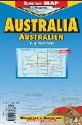 Australia (1:400000) (berndtson And Berndtson Maps) por Vv.aa. epub