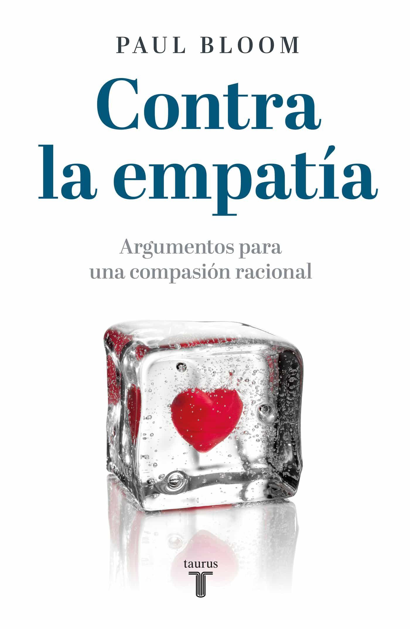 Resultado de imagen de contra la empatia libro