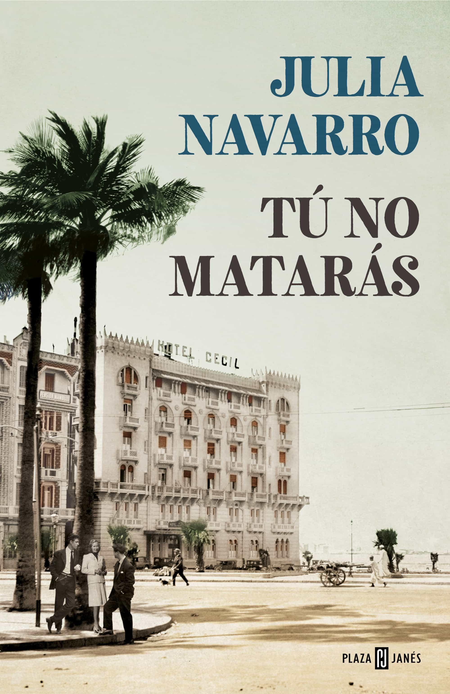 tú no matarás (ebook)-julia navarro-9788401021176