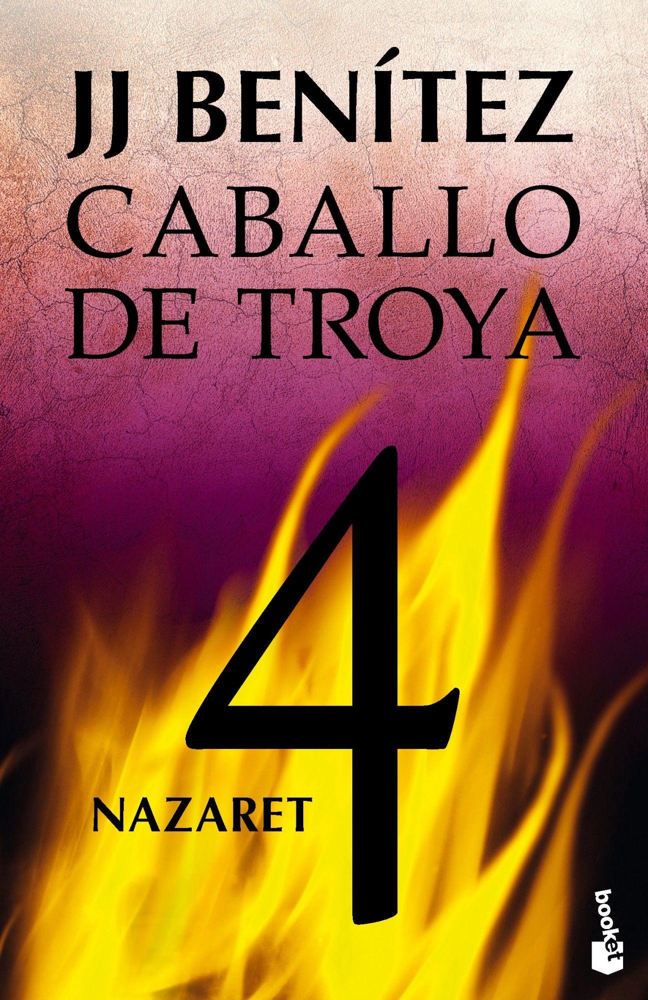 nazaret (caballo de troya 4)-j.j. benitez-9788408113676