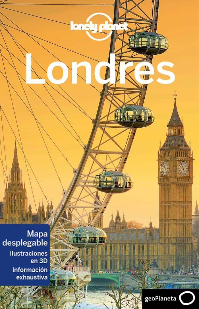descargar LONDRES 2014 (7ª ED.) (LONELY PLANET) pdf, ebook