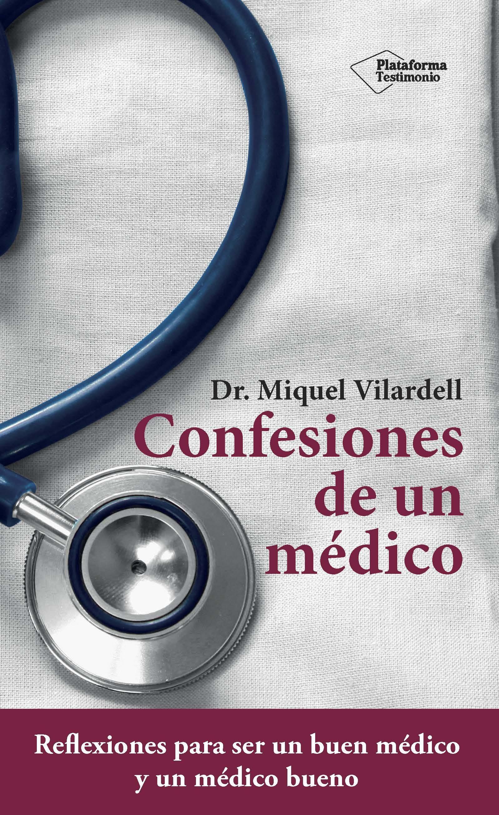 Confesiones De Un Médico   por Miquel Vilardell epub