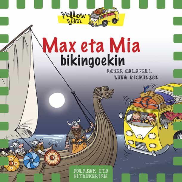 Max Eta Mia Bikingoekin por Vita Dickinson epub