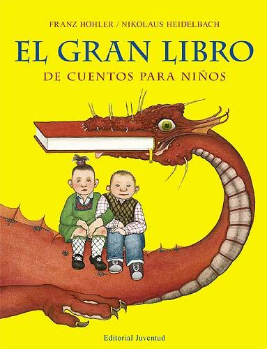 Resultado de imagen de el gran libro de los cuentos para niños