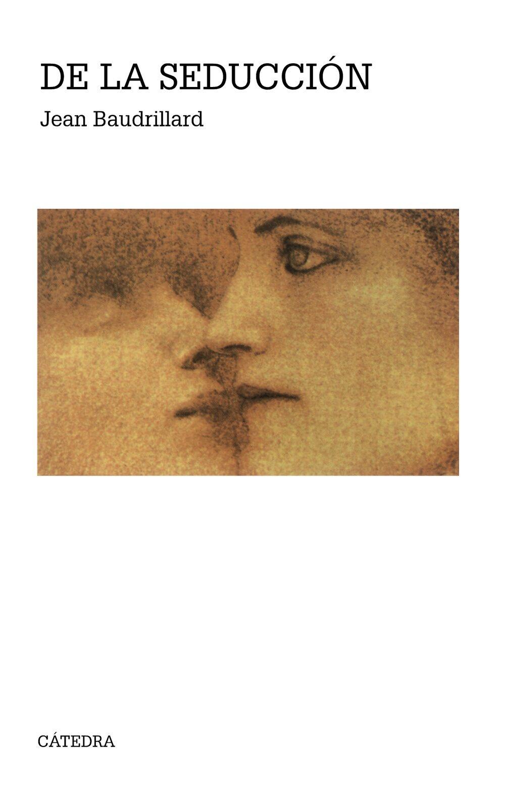 de la seduccion (5ª ed.)-jean baudrillard-9788437602776