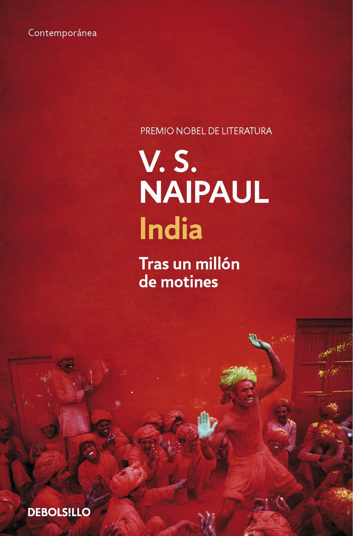 India   por V. S. Naipaul