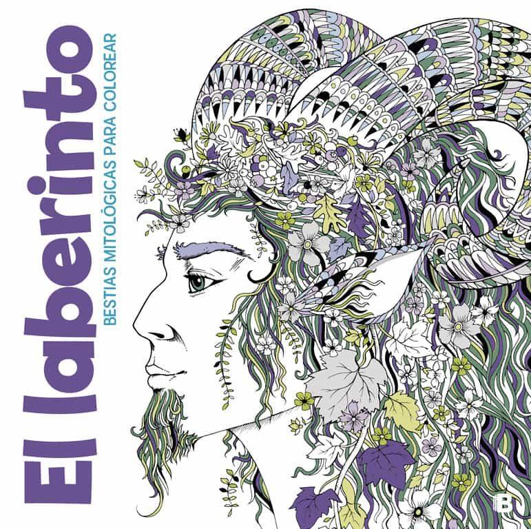 EL LABERINTO: BESTIAS MITOLOGICAS PARA COLOREAR | VV.AA. | Comprar ...