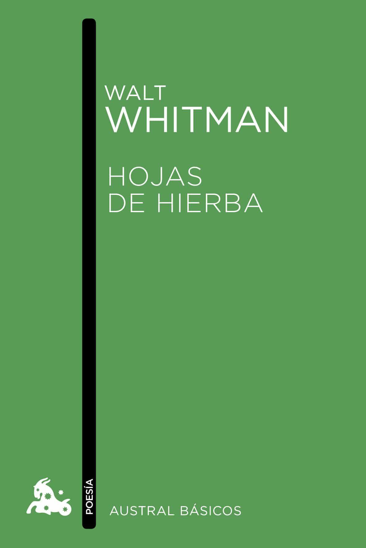 HOJAS DE HIERBA   WALT WHITMAN   Comprar libro 9788467041576
