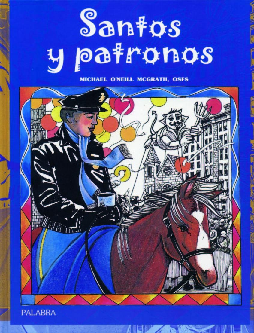 Santos Y Patronos por Michael O Neill Mcgrath epub