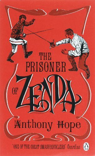 The Prisoner Of Zenda por Anthony Hope