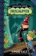 Araminta Spook: Frognapped por Angie Sage