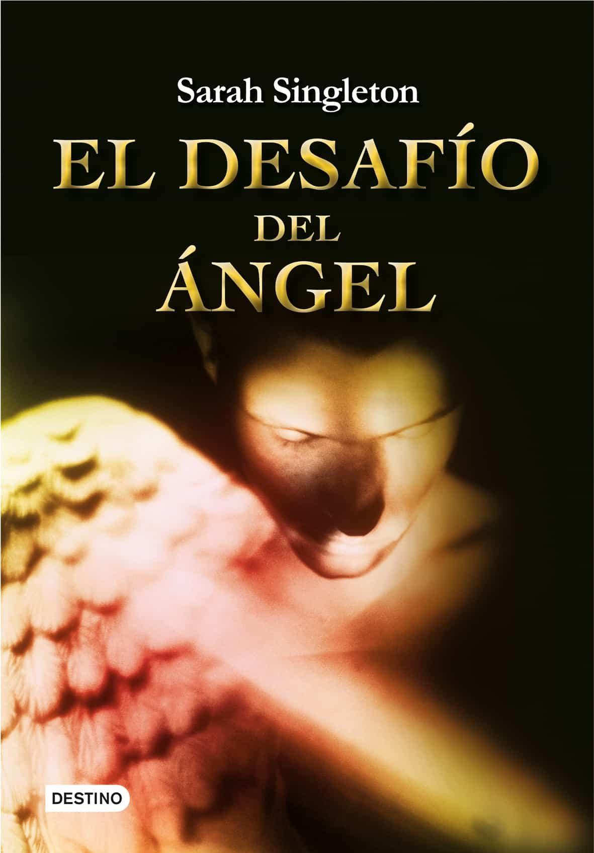 Resultado de imagen de libro el desafio del angel