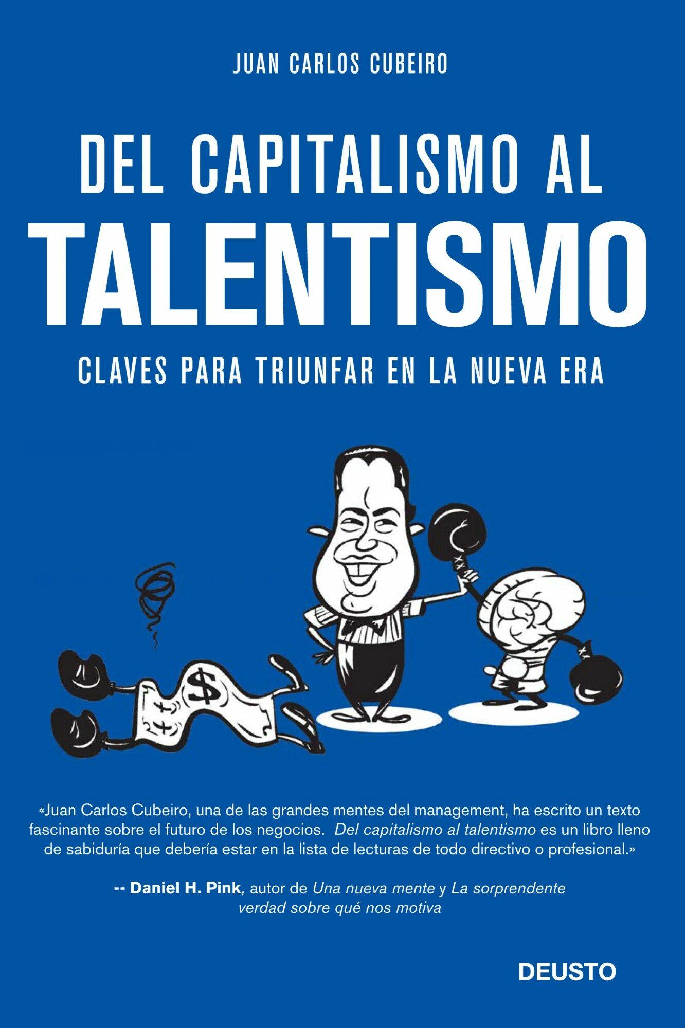 descargar DEL CAPITALISMO AL TALENTISMO pdf, ebook