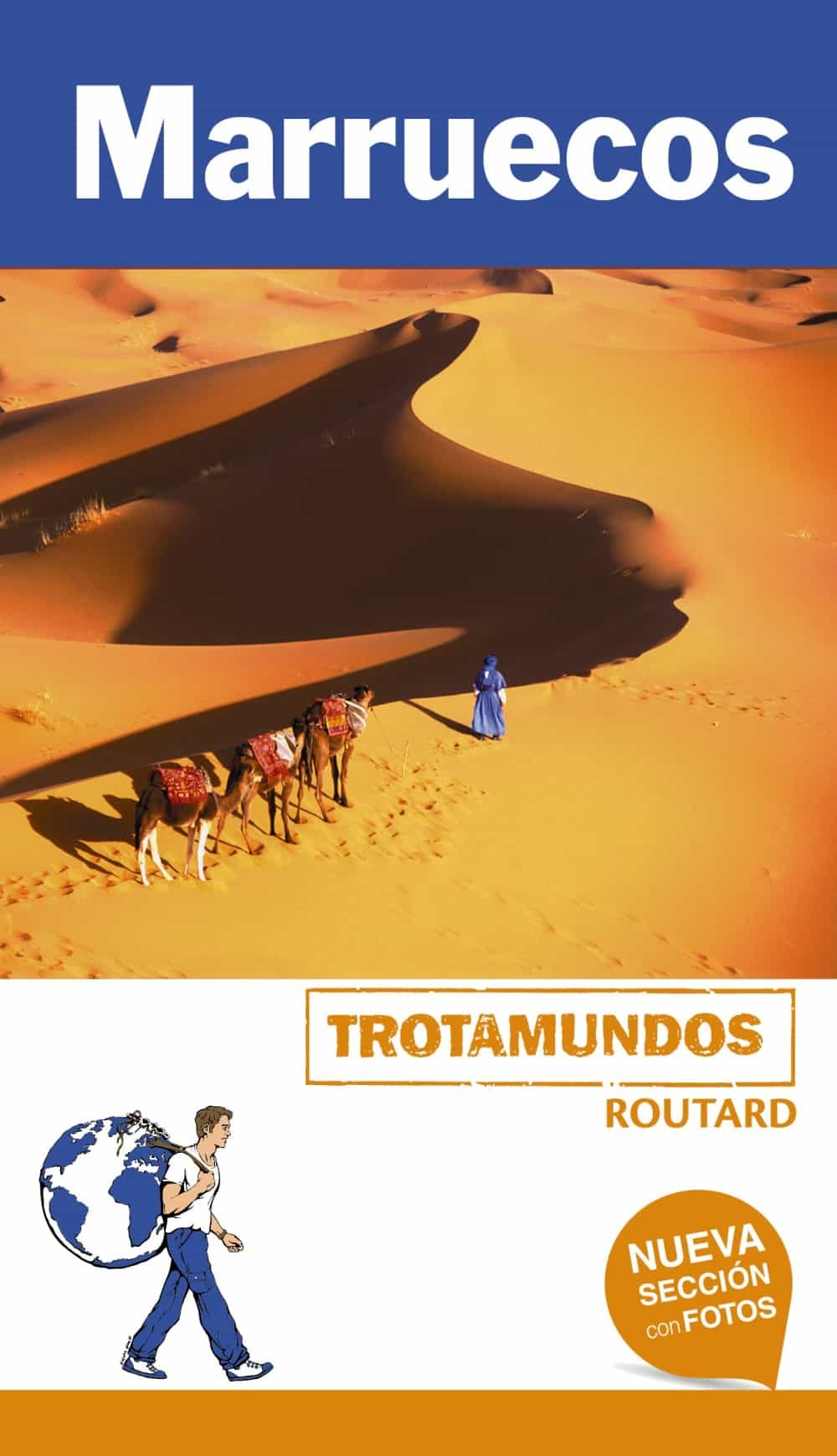 Marruecos 2018 (trotamundos) 2ª Ed. por Philippe Gloaguen
