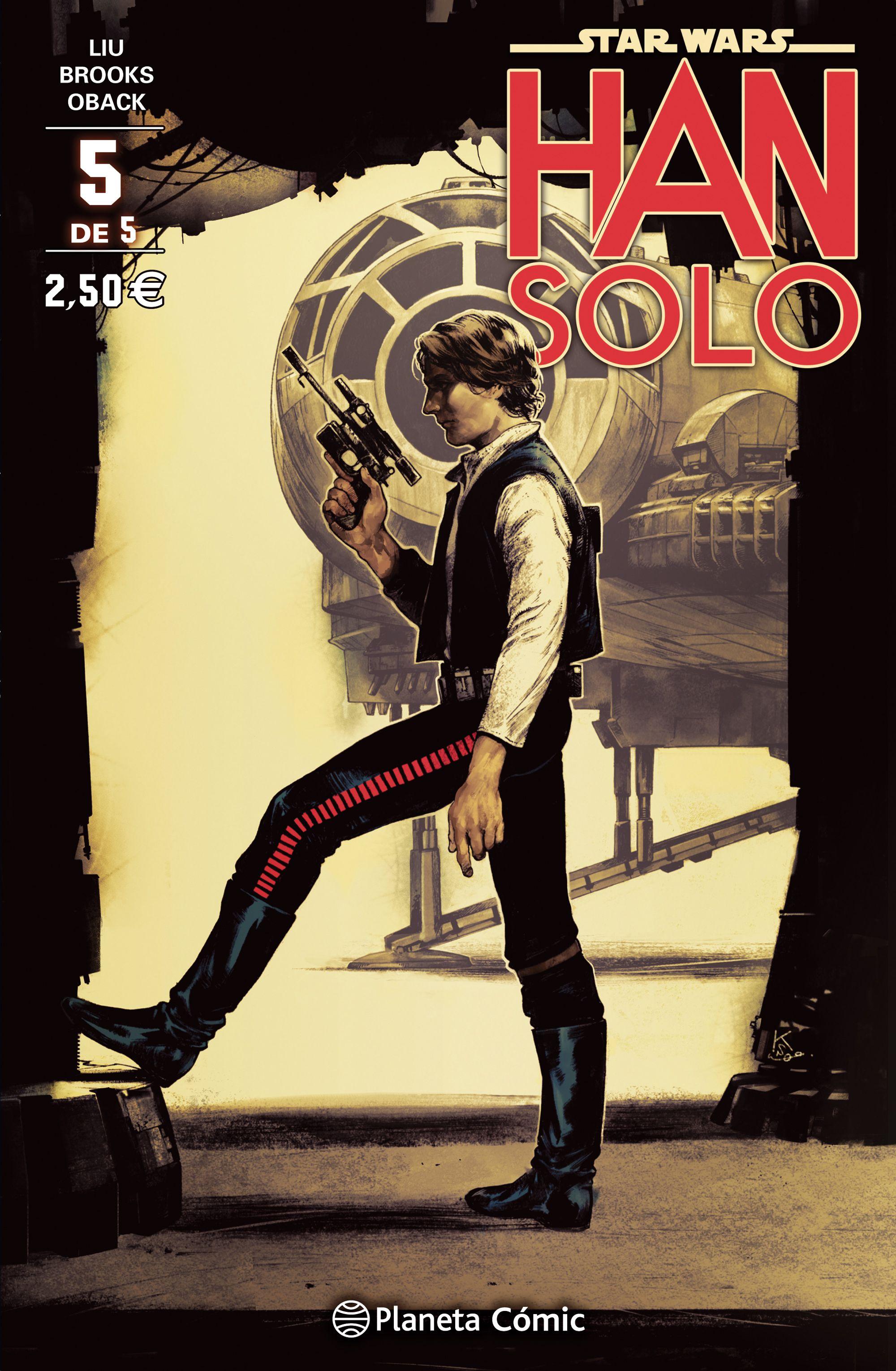 STAR WARS: HAN SOLO 5