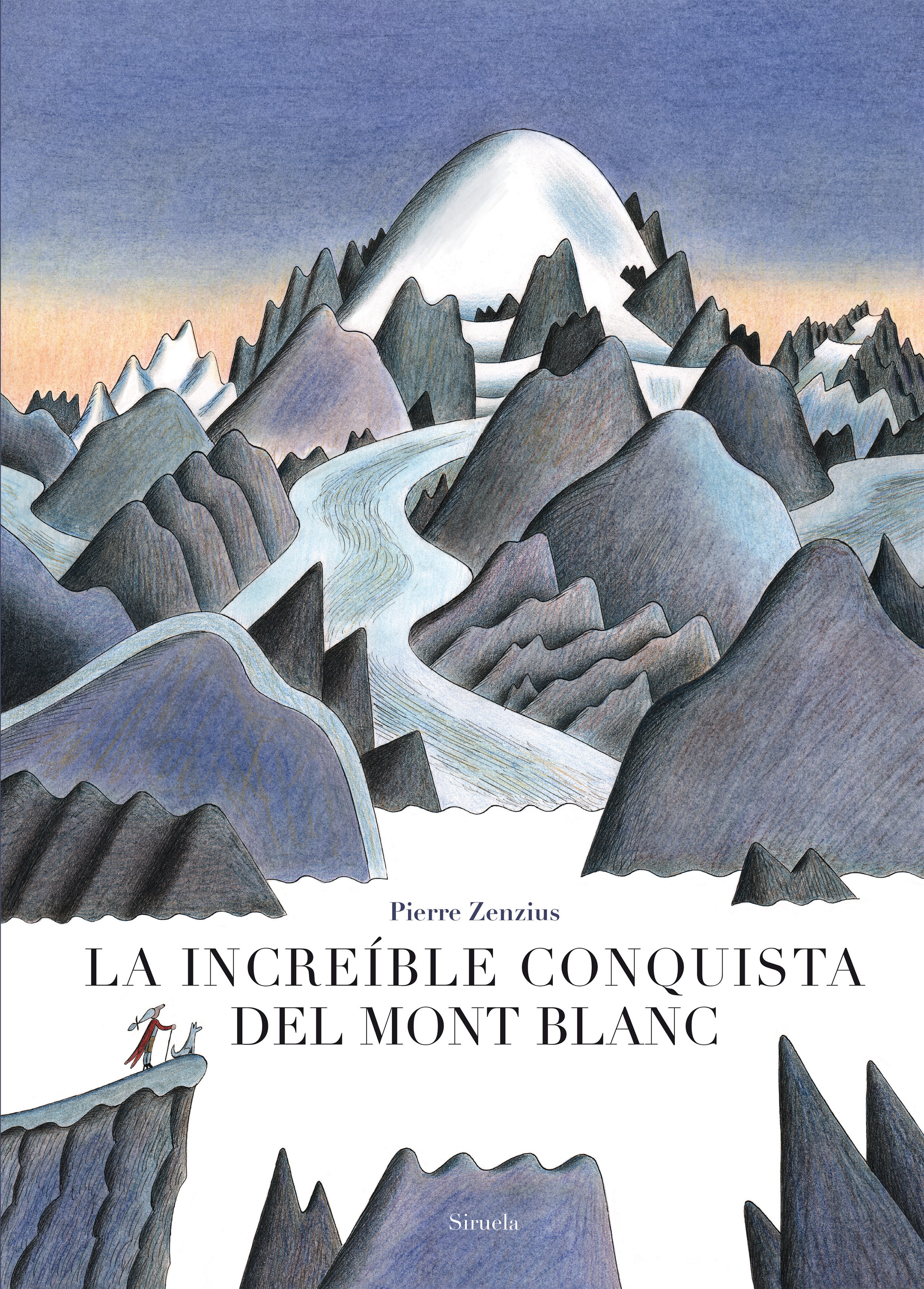 La Increible Conquista Del Mont Blanc por Pierre Zenzius