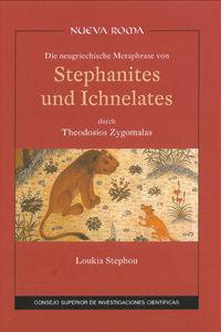 Die Neugriechische Metaphrase Von Stephanites Und Ichnelates Durc H Theodosios Zygomalas por Carlos Gomez De Aizpurua
