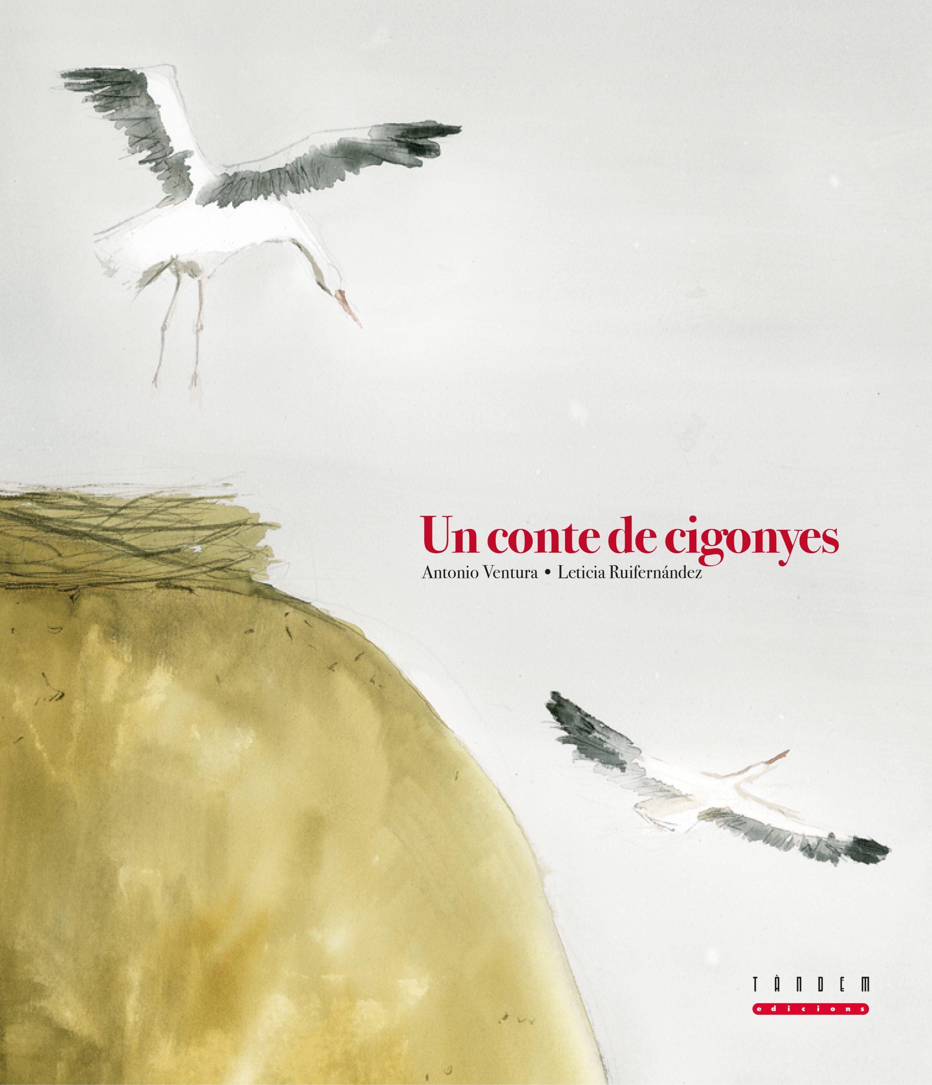 Un Conte De Cigonyes por Antonio Ventura