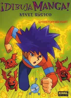 Dibuja Manga (nivel Basico) por Christopher Hart Gratis