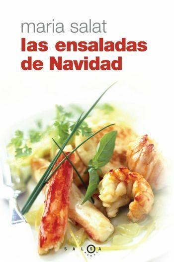Las Ensaladas De Navidad por Maria Salat epub