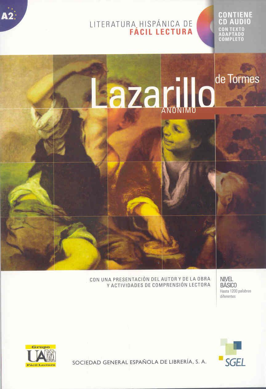 descargar LAZARILLO DE TORMES (INCLUYE CD) pdf, ebook