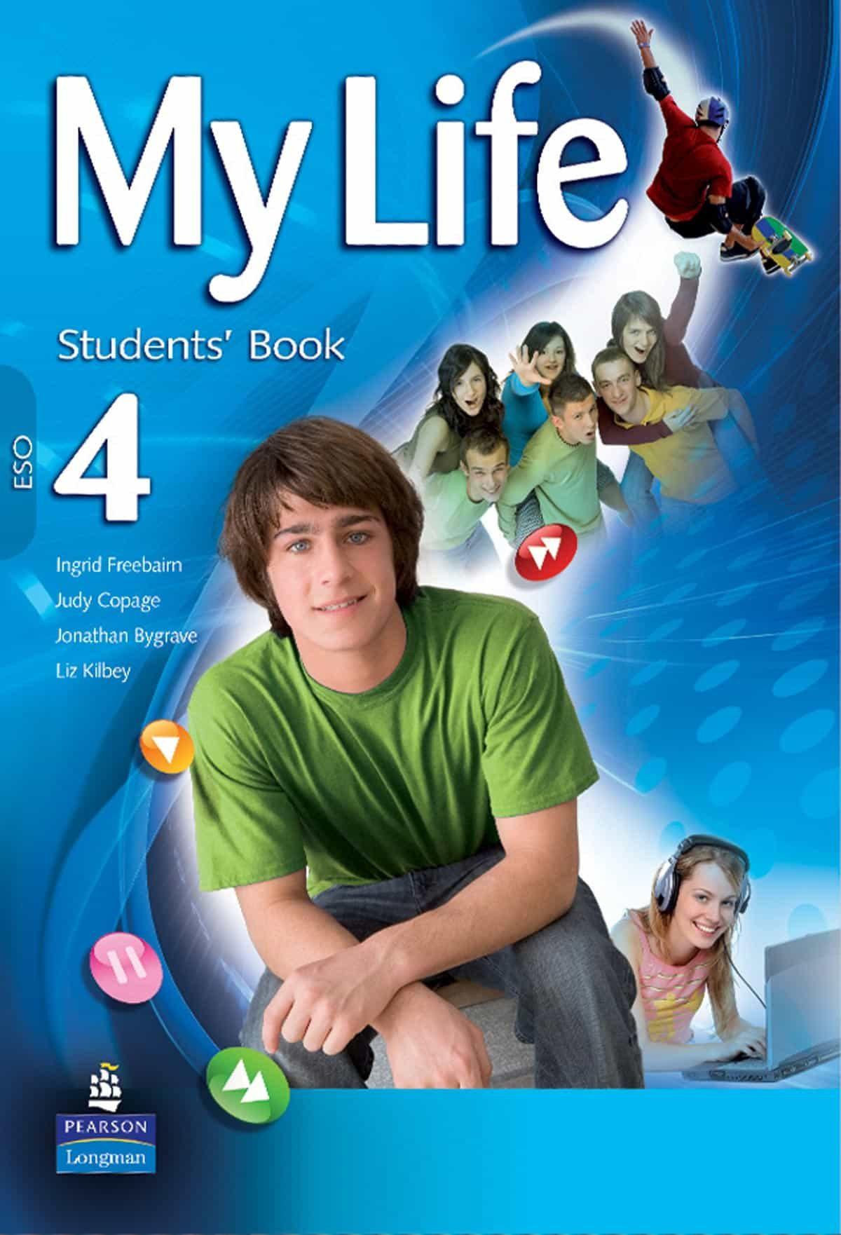 descargar MY LIFE 4 (STUDENT´S BOOK) pdf, ebook