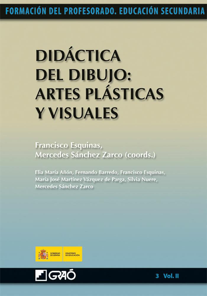 DIDCTICA DEL DIBUJO ARTES PLSTICAS Y VISUALES EBOOK  FRANCISCO