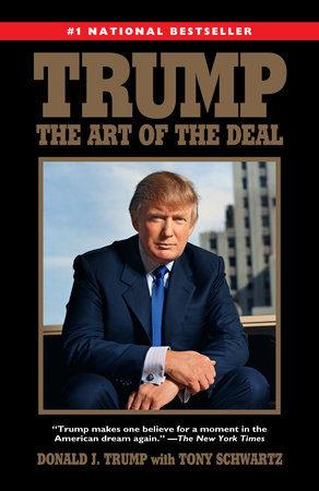 trump: the art of the deal-donald j. trump-9780399594496