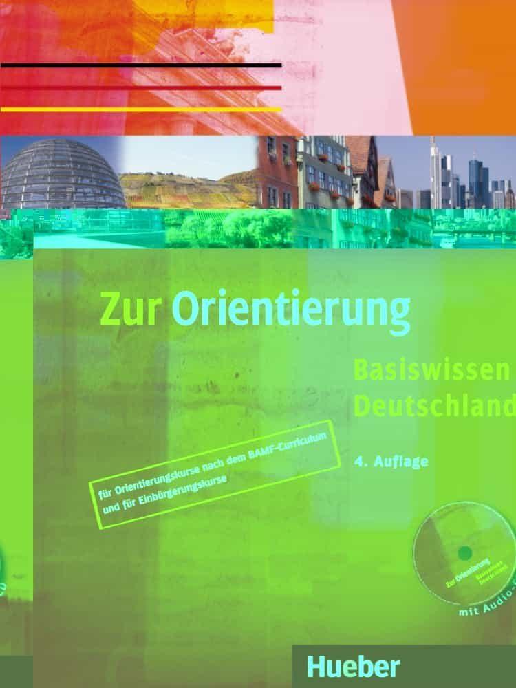 Zur Orientierung. Kursbuch Mit Audio Cd por Vv.aa. epub