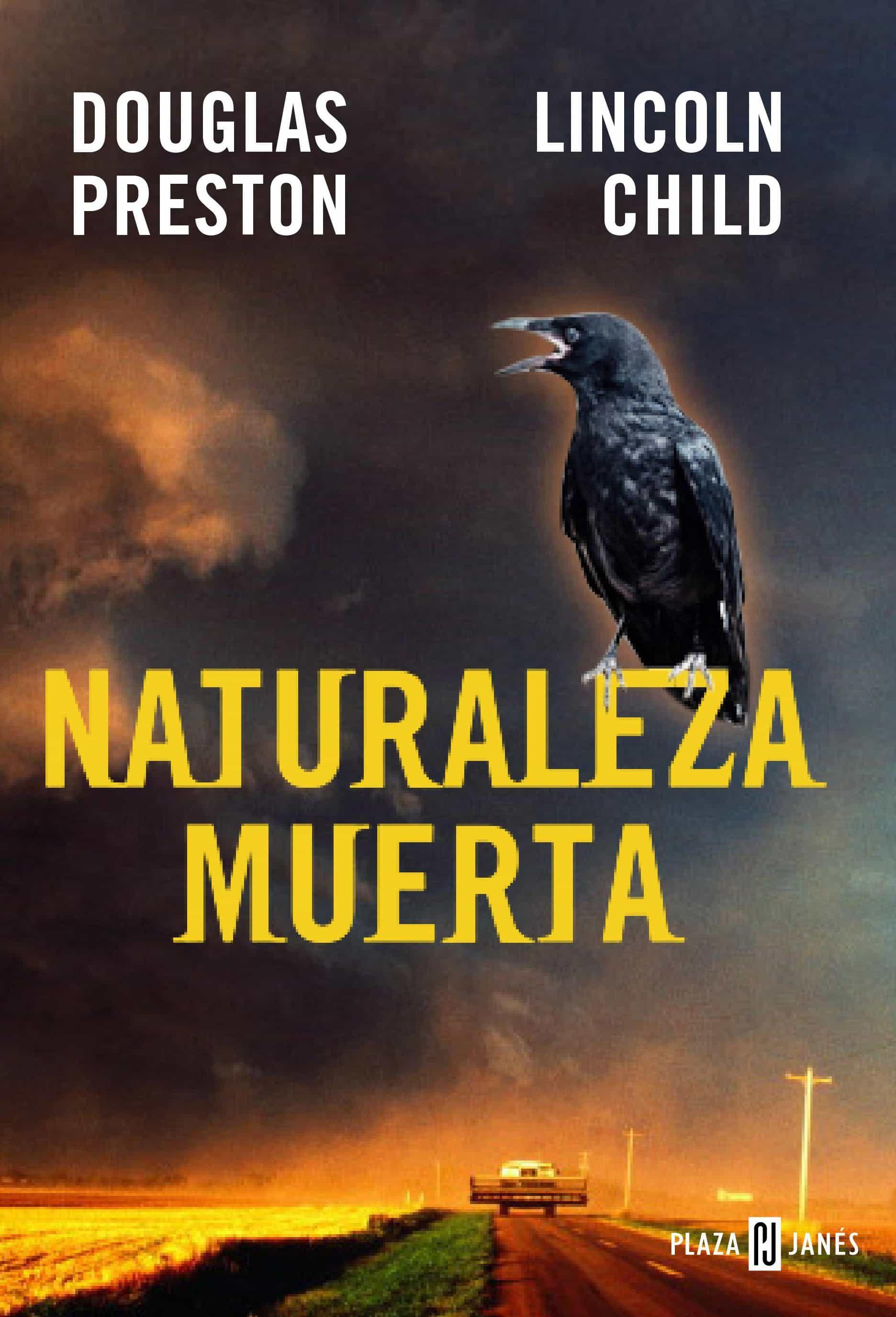 Naturaleza Muerta (inspector Pendergast 4)   por Douglas Preston, Lincoln Child