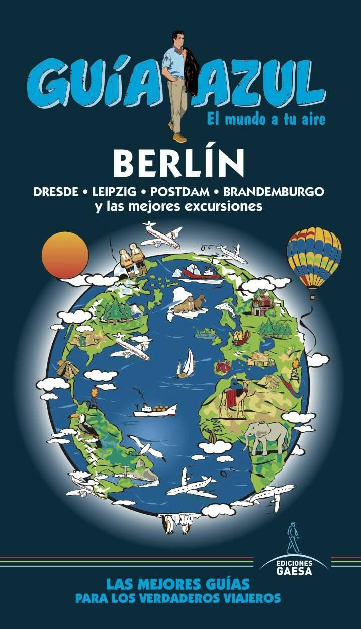Berlin 2017 (5ª Ed.) (guia Azul) por Vv.aa. epub