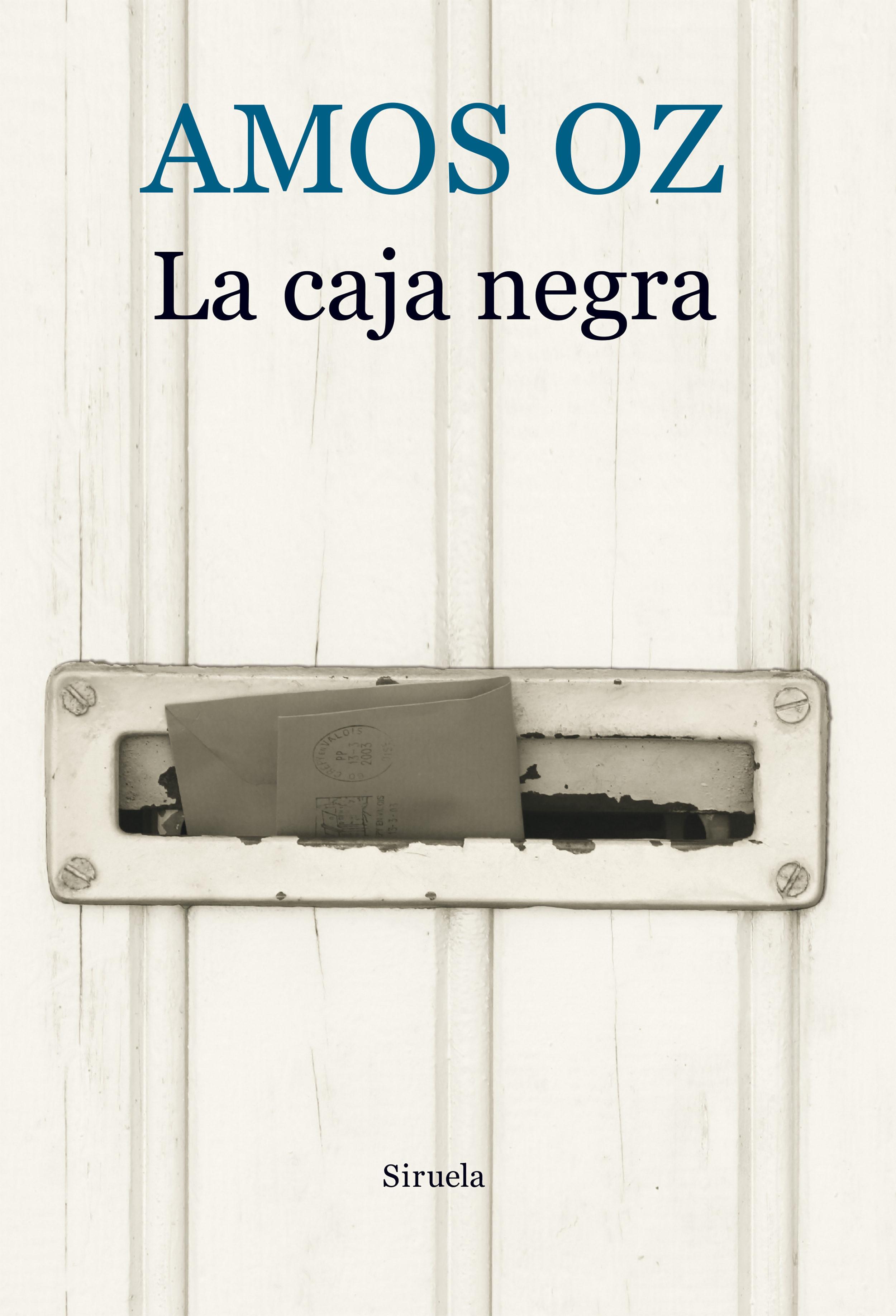 La Caja Negra por Amos Oz