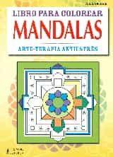 Mandalas Libro Para Colorear Arte Terapia Antiestres Clare