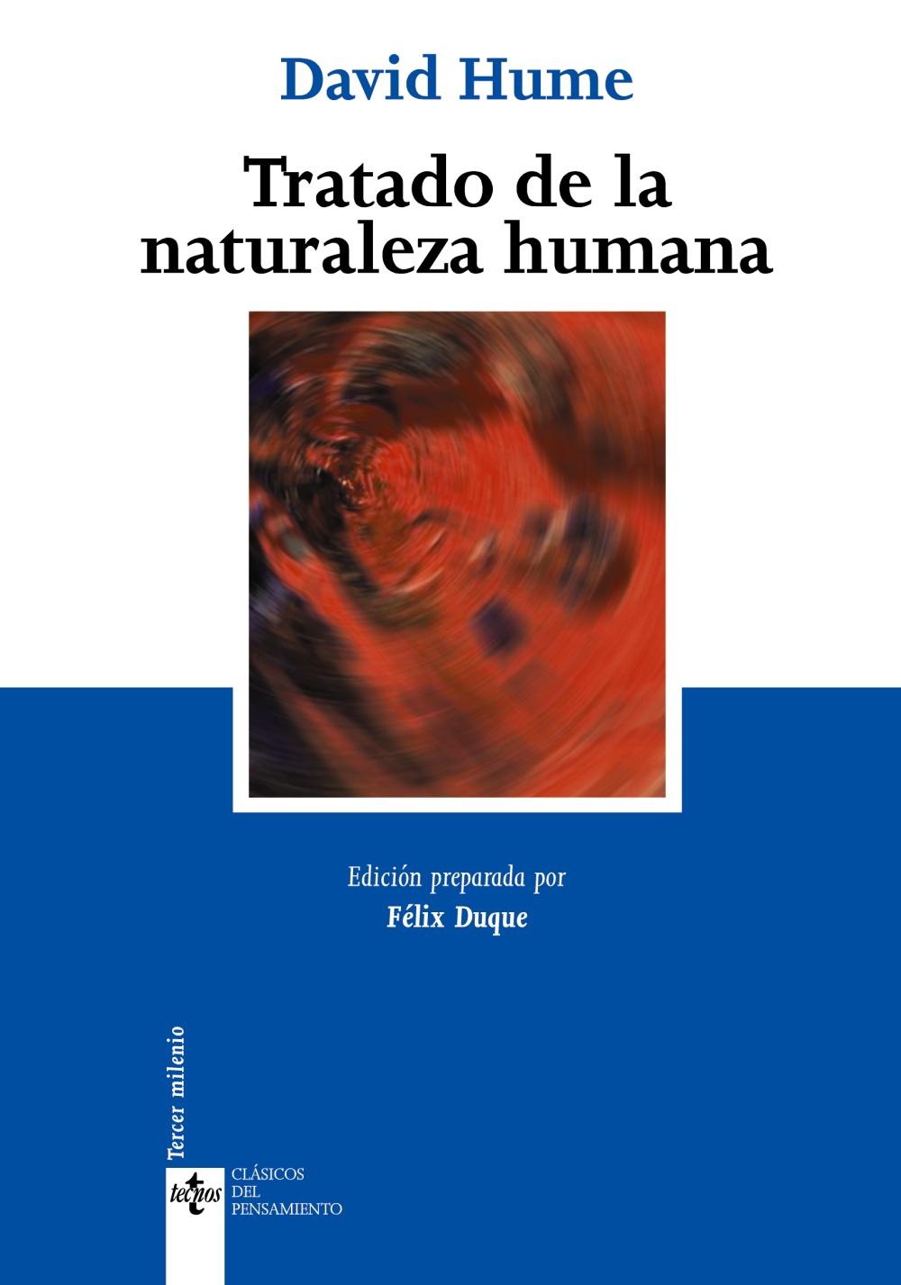 Selección de libros de filosofía - Tratado de la humana, de Hume