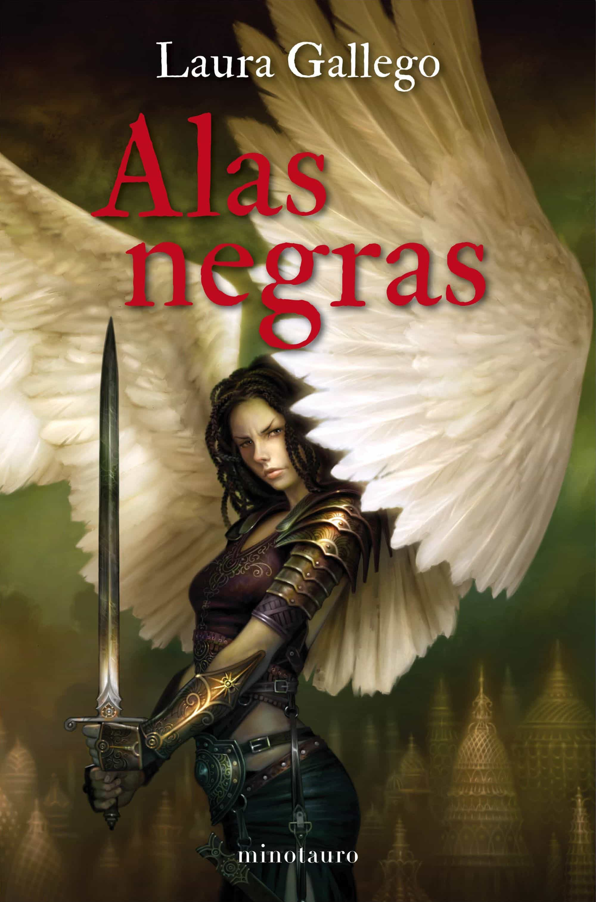 Resultado de imagen de alas negras, laura gallego
