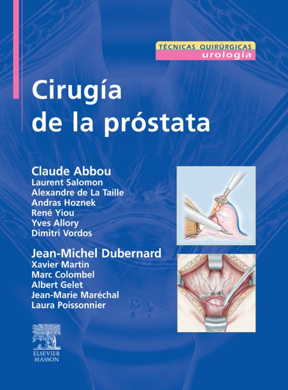 CIRUGÍA DE LA PRÓSTATA EBOOK | C. ABBOU | Descargar libro PDF o EPUB ...