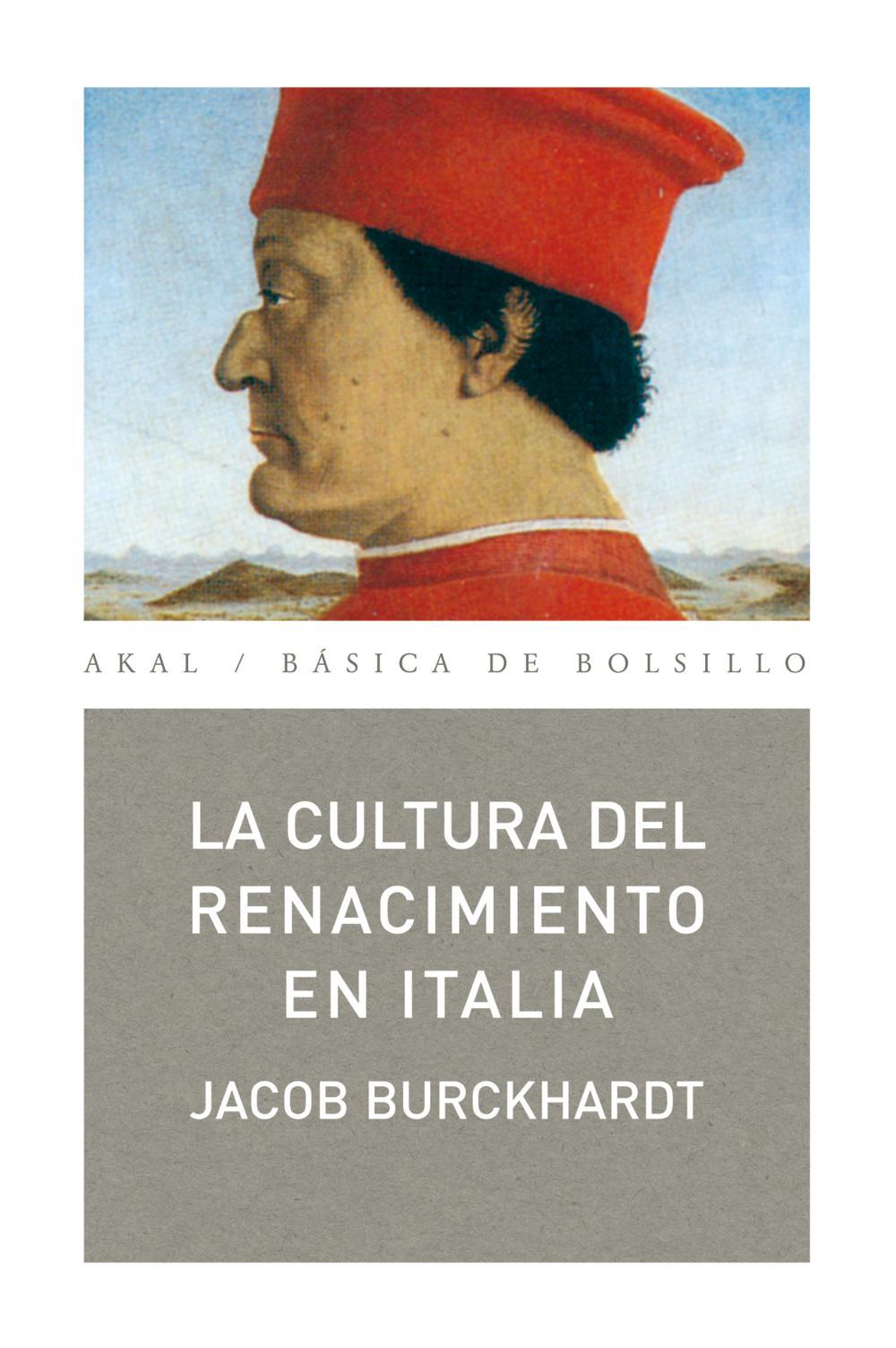 la cultura del renacimiento en italia (2ª ed.)-jacob burckhardt-9788446022596