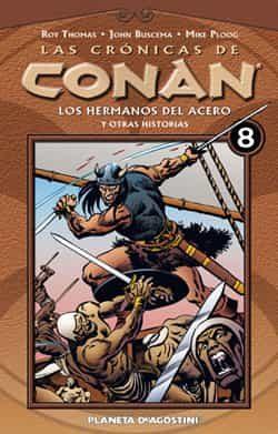 Cronicas De Conan Nº 8 por Roy Thomas Gratis
