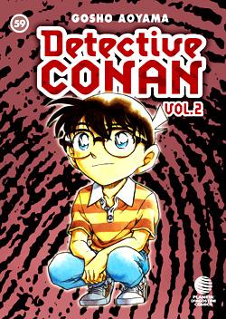 Detective Conan Ii Nº 59 por Gosho Aoyama