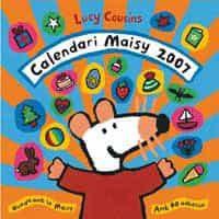 Calendari Maisy 2007 por Lucy Cousins