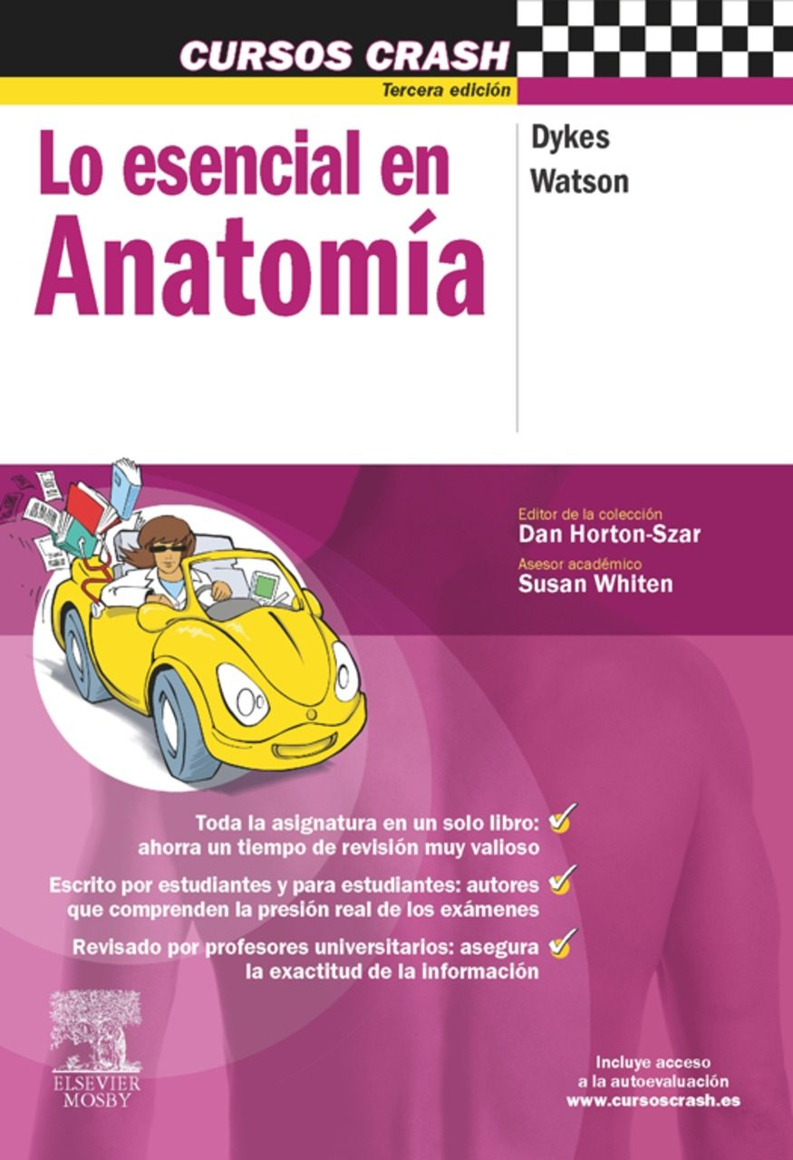 LO ESENCIAL EN ANATOMÍA EBOOK | M.I. DYKES | Descargar libro PDF o ...