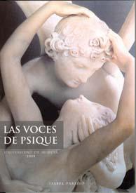 las voces de psique: estudios de teoria y critica literaria-isabel paraiso-9788483712696