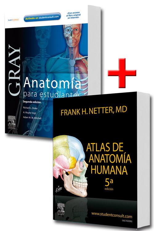 PACK ANATOMÍA: NETTER + GRAY EBOOK | FRANK H. NETTER | Descargar ...
