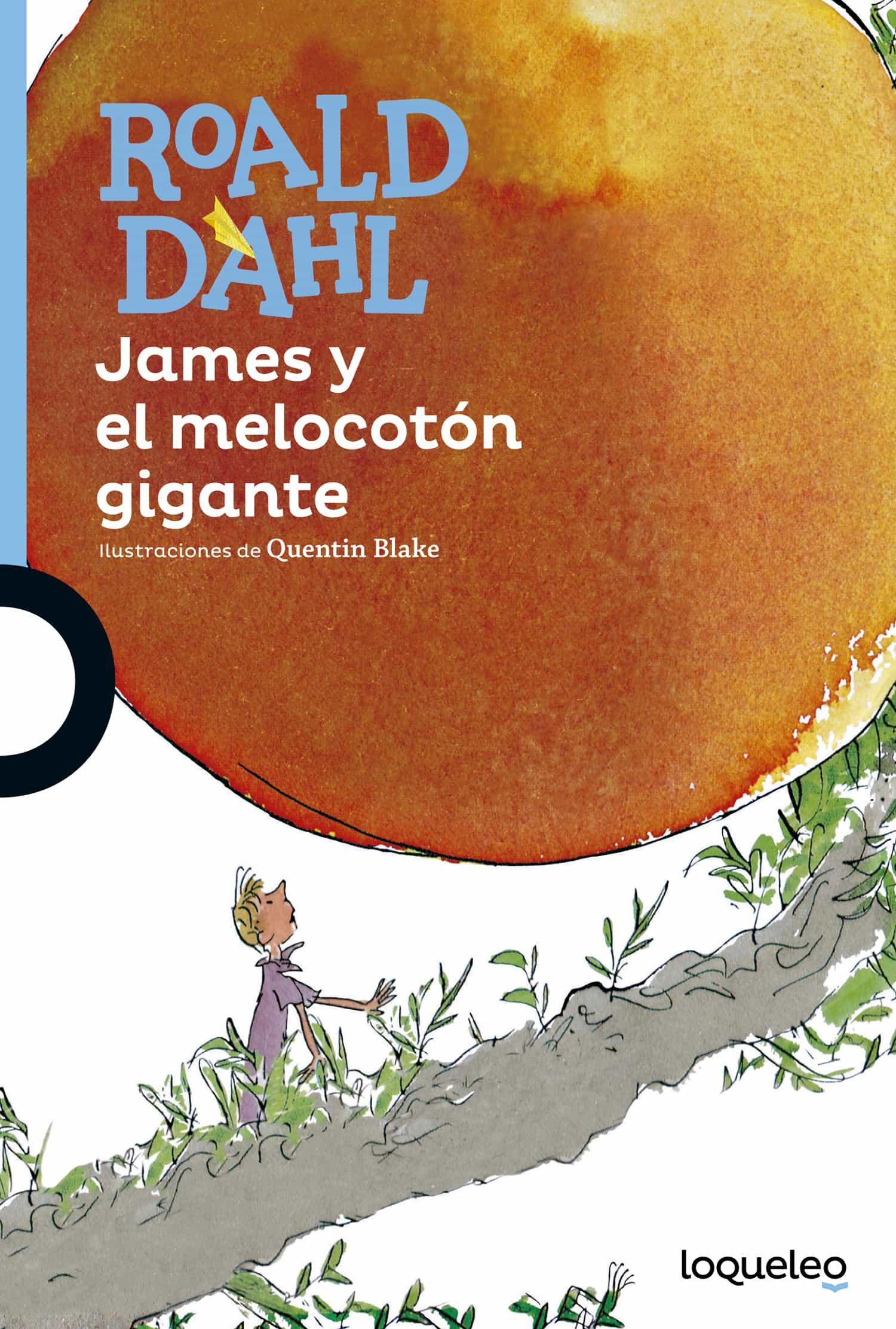 Resultado de imagen de imagenes del libro james y el melocoton gigante