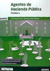 agentes de hacienda publica: temario 1-9788491474296