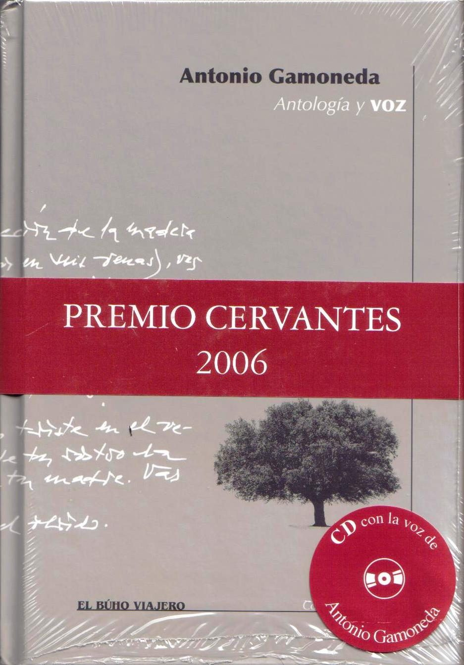 Antologia Y Voz (contiene Cd) por Antonio Gamoneda epub