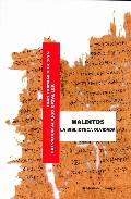 Malditos: La Biblioteca Olvidada por Ivan Humanes Bespin;                                                                                    Salvador Alario Bataller