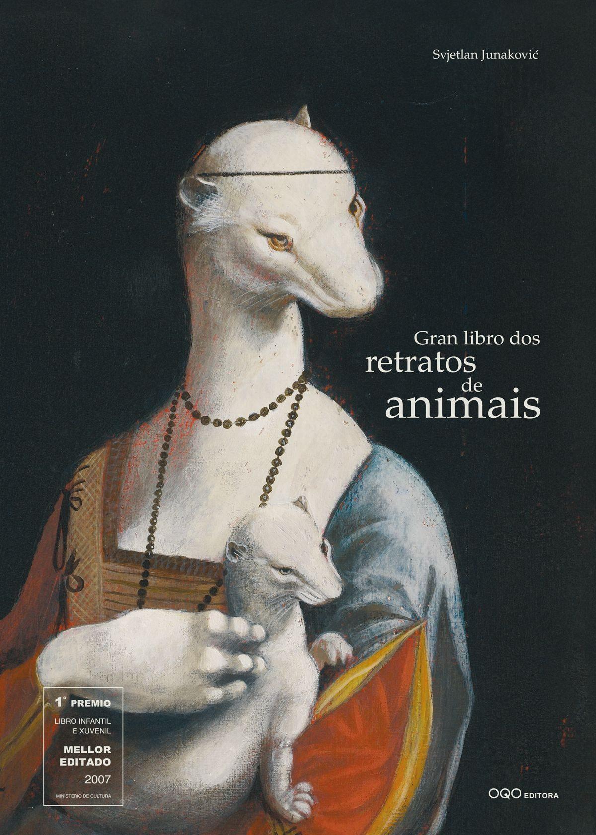 Gran Libro Dos Retratos De Animais por Svjetlan Junakovic epub
